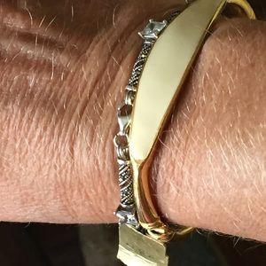 Vintage Goldette Bracelet